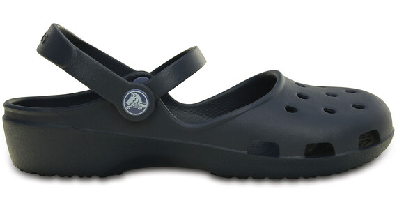 Crocs Karin Clogs Women Navy